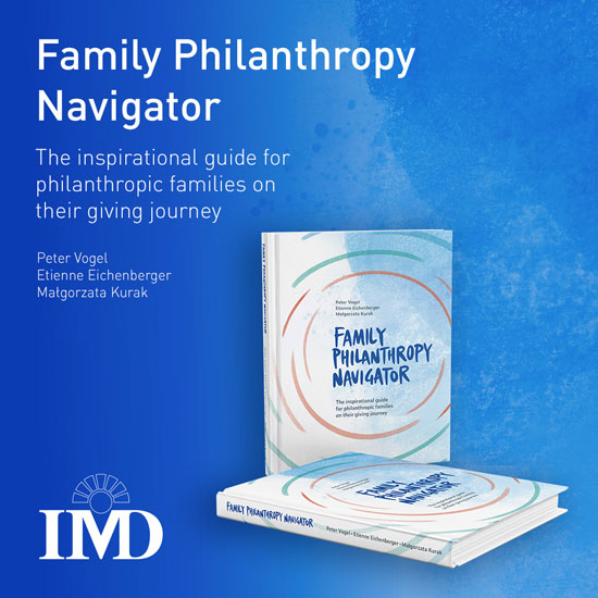 Family Philanthropy Navigator